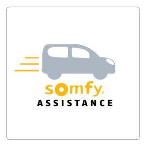 Somfy assitance